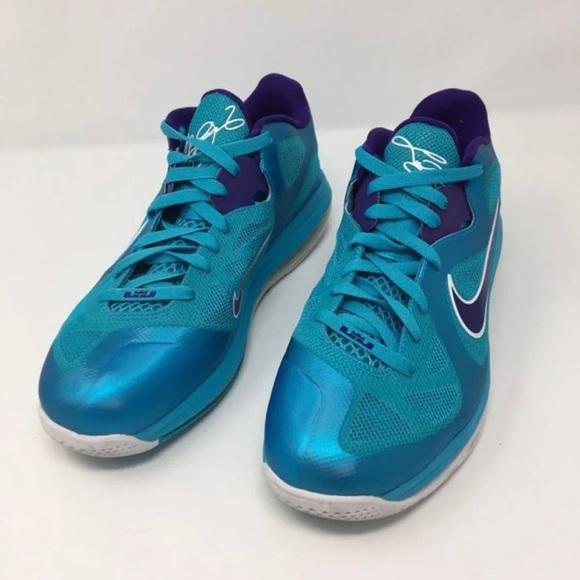 info for a20cb 14082 Nike Lebron IX 9 summit lake hornets. M 5c7df26f03087cedd80bf645